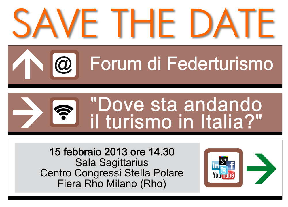 Save the Date Forum BIT2013